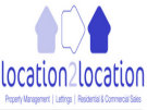 Location 2 Location, Beeston logo
