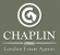 Chaplin, Waterloo logo