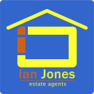 Ian Jones Estate Agents, Bristol logo