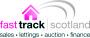 Fast Track Scotland, Irvine logo