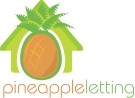 Pineapple Letting, Wilmslow branch logo