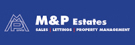 M & P Estates, South Ockendon logo