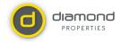 Diamond Properties, Roundhay Road branch logo