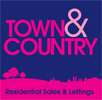 Town and Country Estate Agents, Mirfield branch logo