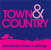 Town and Country Estate Agents, Mirfield logo