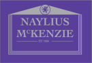 Naylius McKenzie, London logo