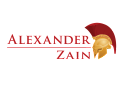 Alexander Zain, London logo