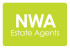 NWA Estate Agents, Pratt Street logo