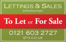 Lettings & Sales Limited, Birmingham branch logo