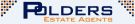 Polders Estate Agents, Earls Barton logo