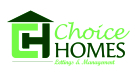 Choice Homes, London logo