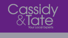 Cassidy & Tate, St Albans - Land & New homes branch logo