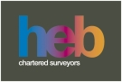 HEB Property Consultants, Nottingham logo