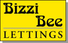 Bizzi Bee Lettings, Frodsham branch logo