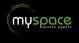 Myspace, Islington logo