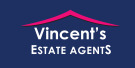 Vincent's Estate Agent, Leicester branch logo