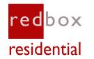 Redbox Residential, Bradford logo