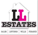 LL Estates, Rhuddlan branch logo