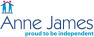 Anne James Estate Agents, Bristol logo
