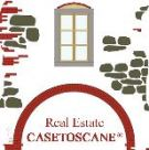 Casetoscane Real Estate, Tuscany Logo