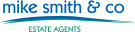 Mike Smith and Co Estate Agents, Glasgow branch logo