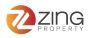 Zing Property, Uddingston logo