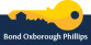 Bond Oxborough Phillips, Wadebridge logo