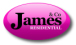 James & Co Residential, Queensbury Lettings logo