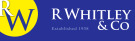 R Whitley & Co, West Drayton logo