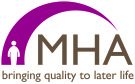 Victoria Court development by MHA logo