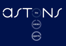 Astons Estate Agents , Newport Pagnell New Homes branch logo