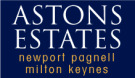 Astons Estate Agents , Newport Pagnell New Homes logo
