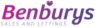 Benburys Sales and Lettings, Coventry logo