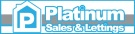 Platinum Sales & Lettings, Huddersfield logo
