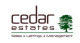 Cedar Estates, West Hampstead- Sales logo