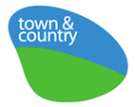 Town and Country UK Limited, Sussex logo