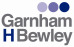 Garnham H Bewley, East Grinstead logo