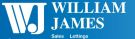 William James Estate Agents, Marble Arch branch logo