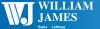 William James Estate Agents, Marble Arch logo