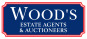 Woods Estate Agents & Auctioneers, Newton Abbott logo