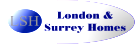 Andrew Croft & Co in association with London & Surrey Homes, London branch logo