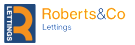 Roberts & Co Lettings Limited, Preston branch logo