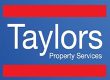 Taylors Property Services, Broughton Astley logo