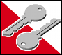 Keys Letting Centre, Ulverston logo