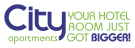 City Apartments, Milton Keynes branch logo