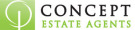 Concept Estate Agents, London branch logo