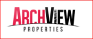 ArchView Properties , London logo