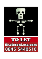 Skeleton Lets, Bristol branch logo