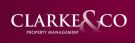 Clarke & Co Ltd, Blackpool branch logo
