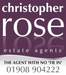 Christopher Rose Estate Agents , Milton Keynes branch logo